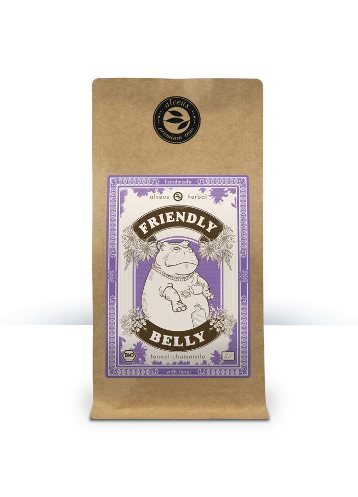 Friendly Belly kruidenthee